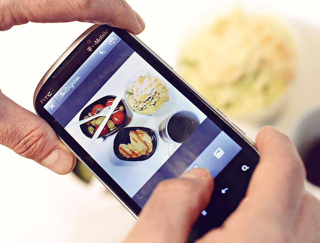 Mostre os Produtos no Instagram