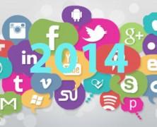 Mídias Sociais: As tendências que vão dominar em 2014