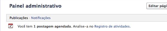 Facebook-agendadas