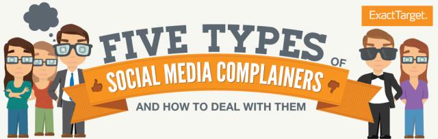 Responder a reclamações nas redes sociais