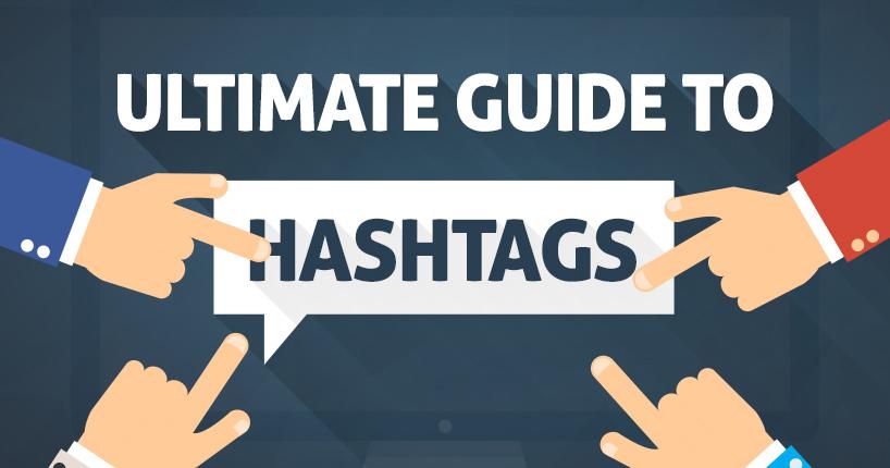 Guia de Hashtags