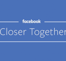 Facebook: Closer Together