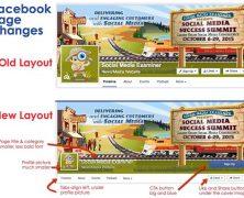 Facebook Testa Novo Layout das Páginas de Empresa