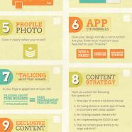 Infográfico: 12 Passos para Avaliar Sua Fanpage do Facebook